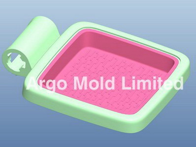 Plastic Injection Molding Automotive Vovol B