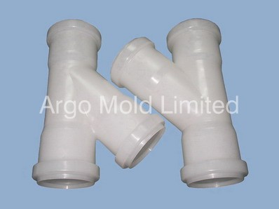 Plastic Injection Molding Pipe Fitting B