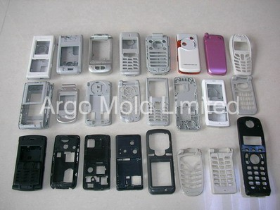 Plastic Injection Molding 01 Mobile Phones