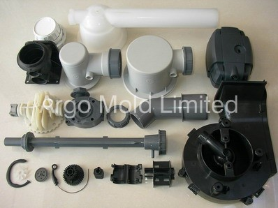 Plastic Injection Molding 05 Engineer Products