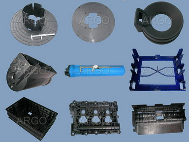 Plastic Injection Molding Industrial Equipments